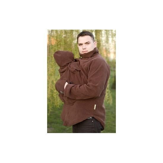 a7f4dfd89985 veste de portage en polaire Lennylamb pour homme - A Portée des Coeurs
