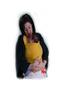 Bandeau peau à peau maman bébé Minilou