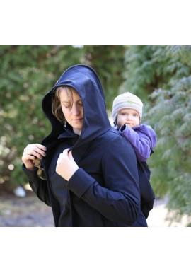 Babywearing Softshell coat  Lennylamb