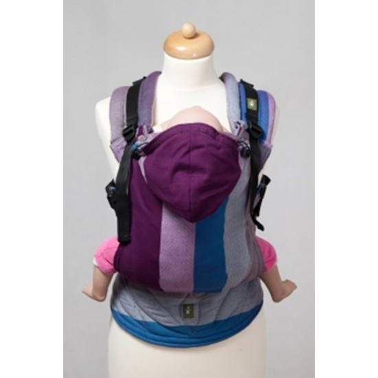 Norwegian diamond Lennylamb ergonomic carrier